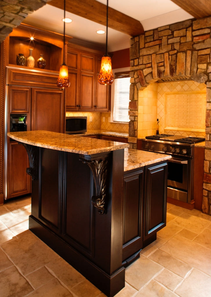 Travertine Floors and Countertop Installer in Glibert AZ